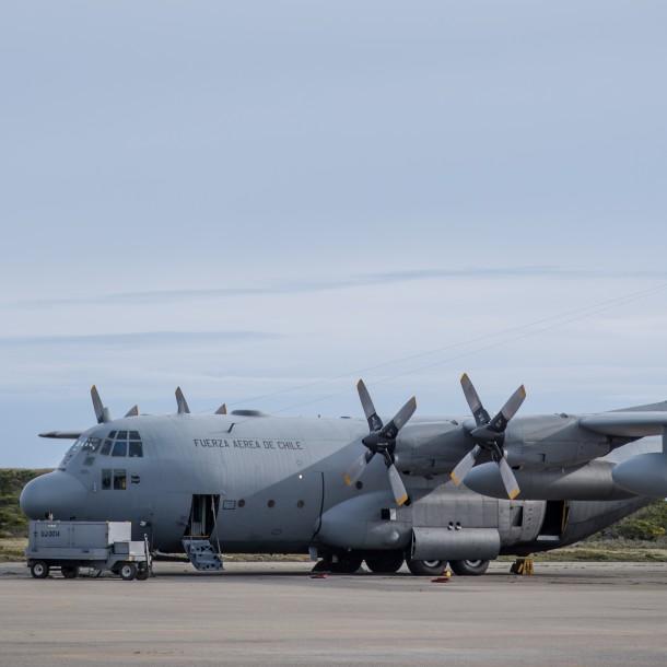FACh aclara supuesto hallazgo de nuevos restos de avión siniestrado