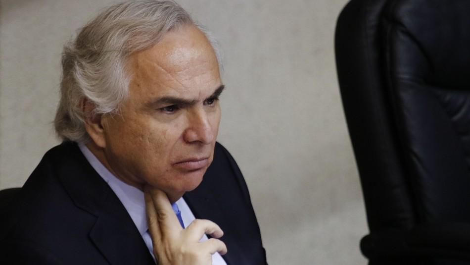 Aprueban acusación constitucional contra Andrés Chadwick: No podrá ejercer cargos públicos por cinco años
