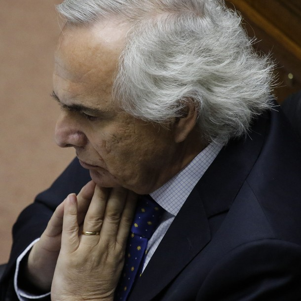 Este miércoles se define la acusación constitucional contra Andrés Chadwick
