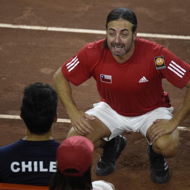 Nicolás Massú es nominado por la ATP  al premio como