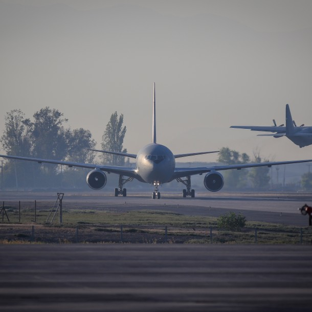Avión siniestrado: FACh alista viaje de familiares mientras se intensifica la búsqueda