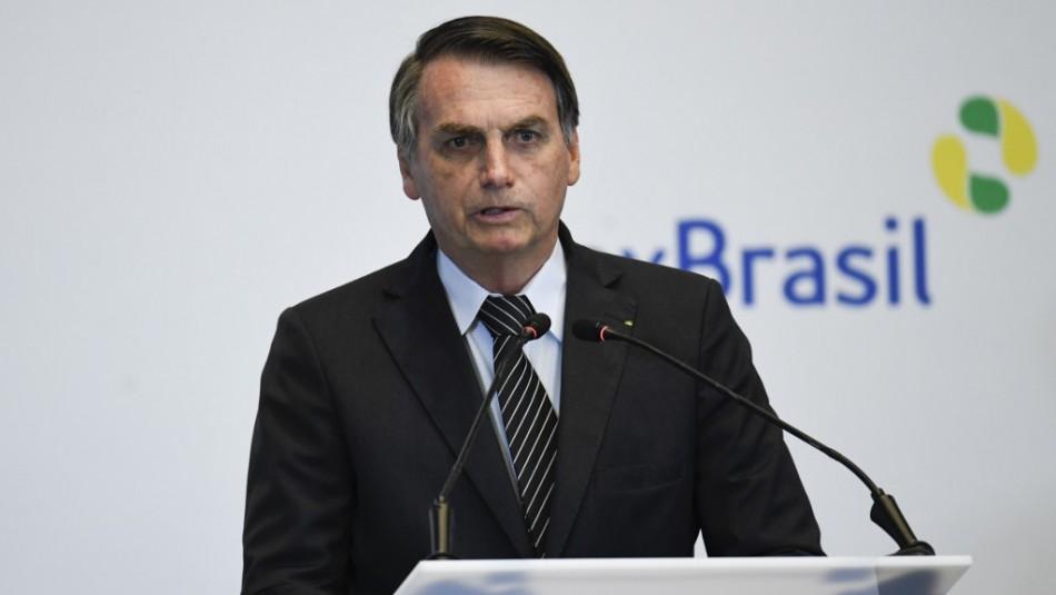 Jair Bolsonaro se somete a estudios médicos por