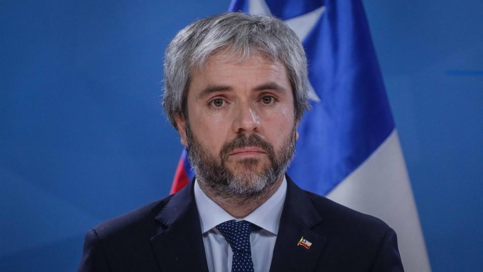 Blumel tras rechazo de acusación constitucional contra Piñera: