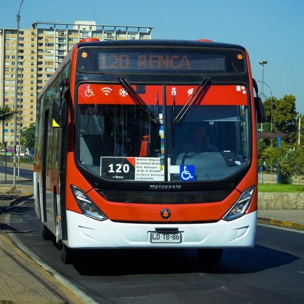 Transporte en Santiago: Horarios de funcionamiento para este viernes