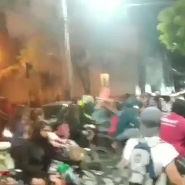 Carabineros confirma que sujeto que atropelló a ciclistas en Rancagua es funcionario de la institución