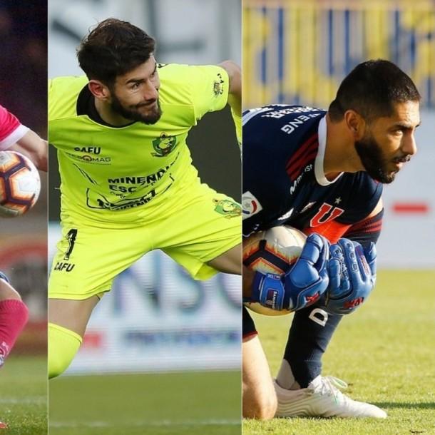 Arqueros animan movidas: Garcés suena en Curicó, Johnny Herrera ficha en Everton y uno se retiró
