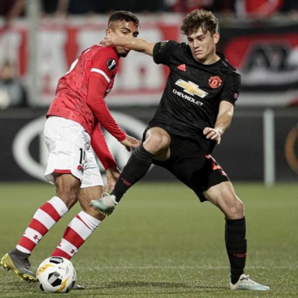 Sigue el partido Manchester United vs. AZ Alkmaar por el liderado del Grupo L de la Europa League