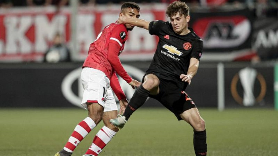 Sigue el partido Manchester United vs. AZ Alkmaar por el liderato del Grupo L de la Europa League