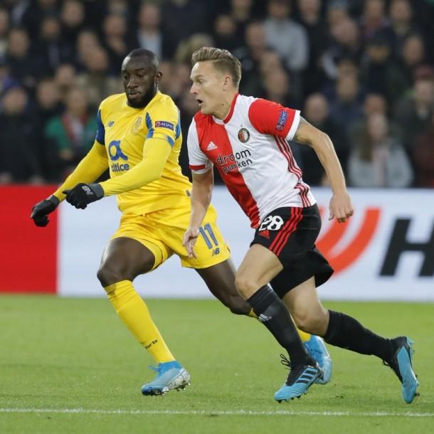 Sigue el partido Porto vs. Feyenoord buscando la clasificación en la Europa League