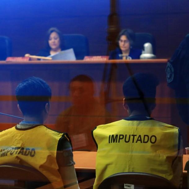 Caso Margarita Ancacoy: Codenan a imputados por robo con homicidio