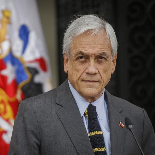 Cámara rechaza acusación constitucional contra Presidente Sebastián Piñera