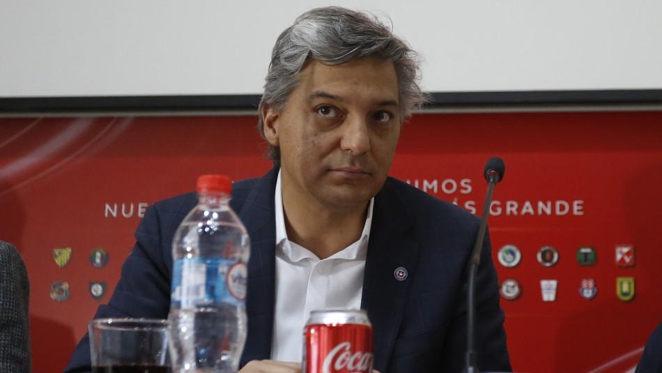 Copa Libertadores: ANFP anuncia que cupo Chile 4 se definirá en cancha entre la U y Unión Española