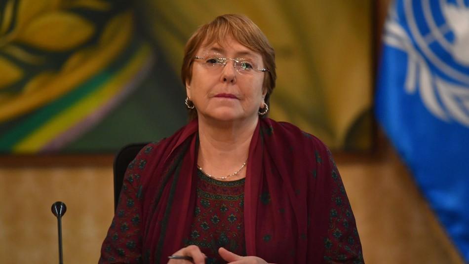 Bachelet e informe ONU: