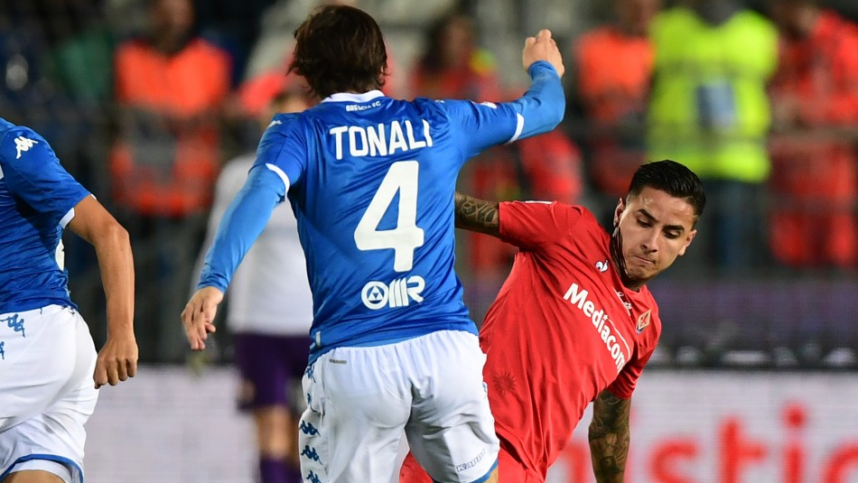 Sigue en vivo el partido Fiorentina de Pulgar ante el Inter de Alexis por la Liga de Italia