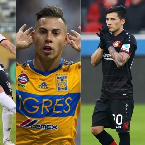 Movidas futbolistas chilenos: Aránguiz seduce a Boca, Andrés Robles va a exótico club y ¿Valdivia a Brasil?