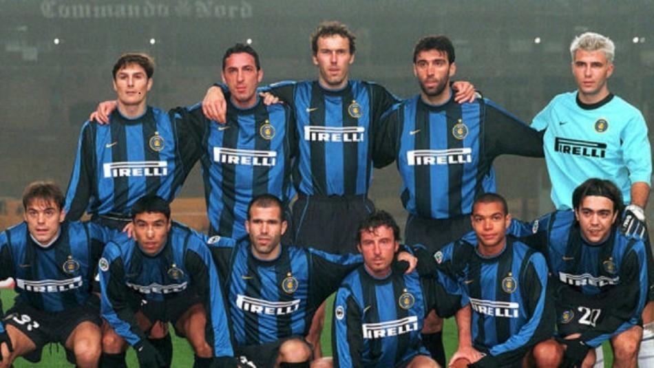 El histórico Inter de Milán.