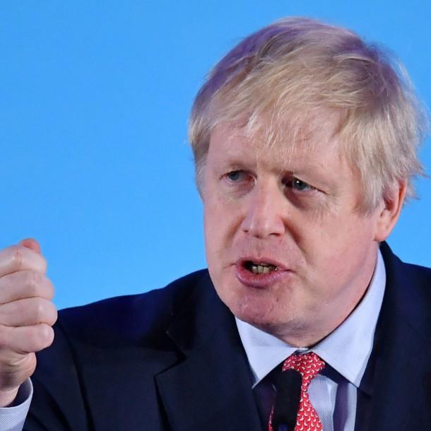 Johnson tras amplio triunfo electoral: Llevaremos a cabo el Brexit sin 'si', sin 'pero', sin 'tal vez'