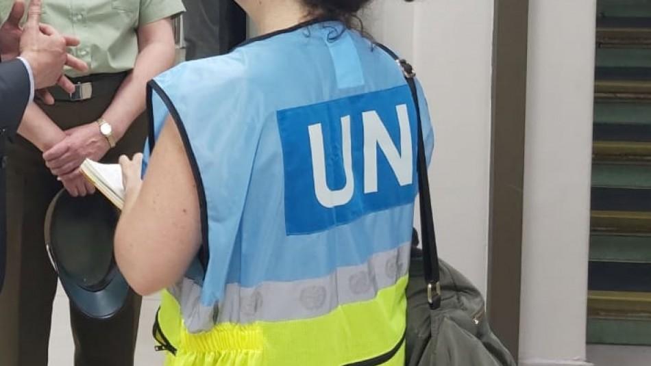 Informe ONU concluye que en Chile