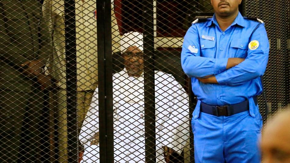 El expresidente sudanés, Omar al Bashir.