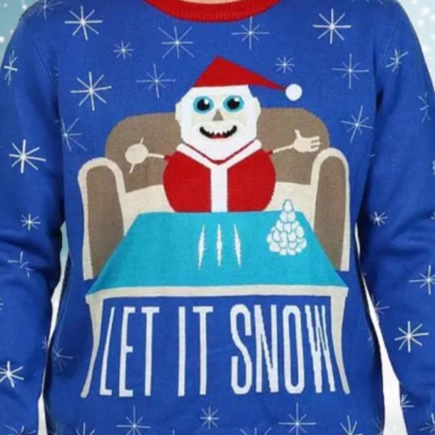 El polémico suéter navideño que metió en problemas a Walmart y ahora se vende con éxito en Amazon