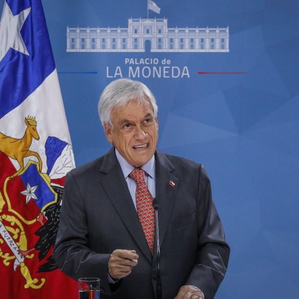 Presidente Piñera por COP25: