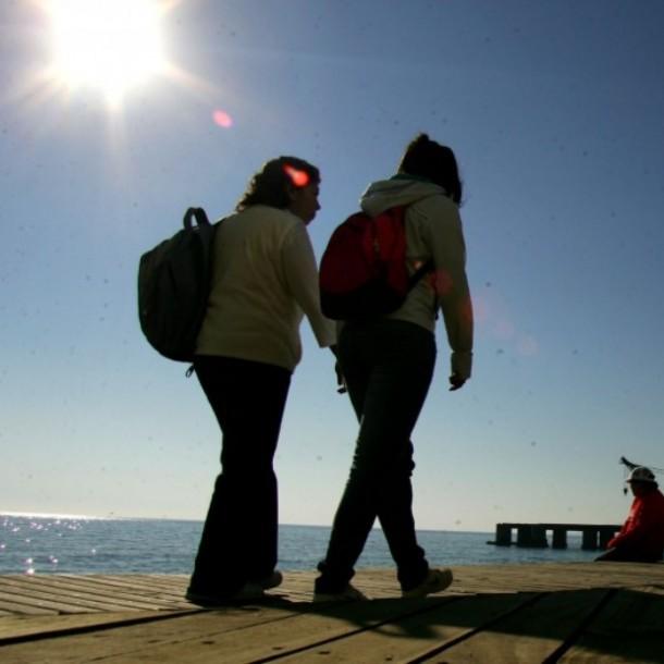 Valparaíso mayormente soleada: Revisa el pronóstico del tiempo