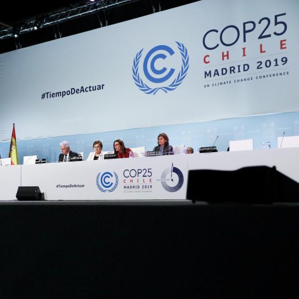 COP25 alcanza un acuerdo de mínimos sobre cambio climático