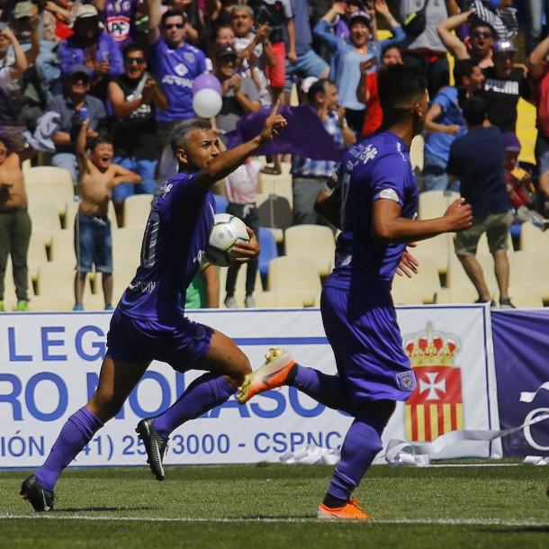 Tercera A: Sigue el partido por el ascenso entre Deportes Concepción y Limache. ¡GOLES!