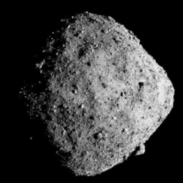 Bennu: El asteroide que