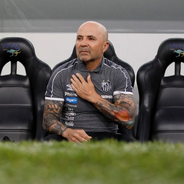 Pidió más de $370 millones: Sampaoli no logra acuerdo económico con el Palmeiras