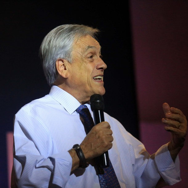 Presidente Piñera al finalizar la COP25:
