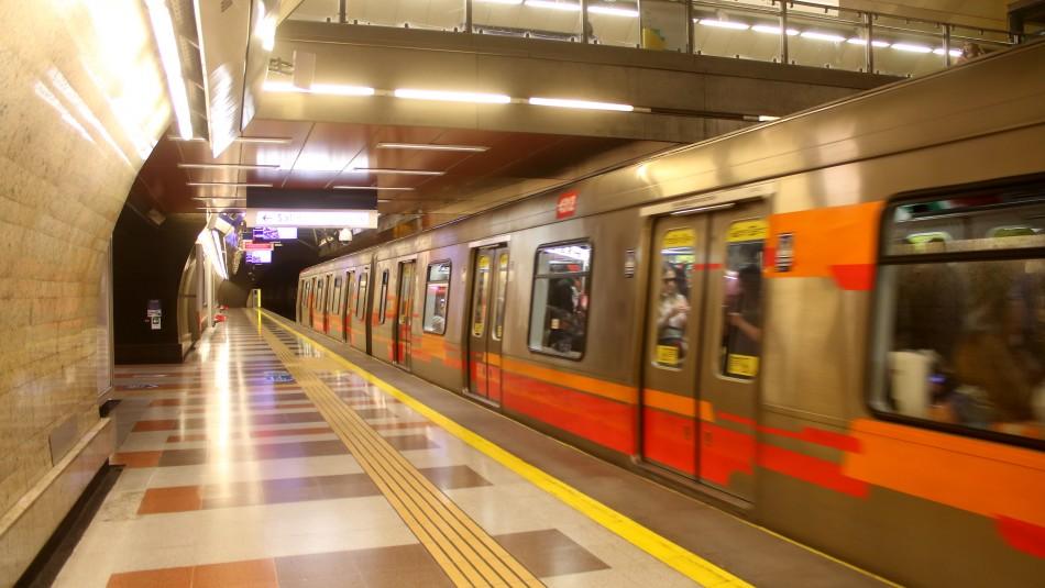 Funcionamiento de Metro de Santiago este lunes 16 de diciembre: Reabre Parque Almagro