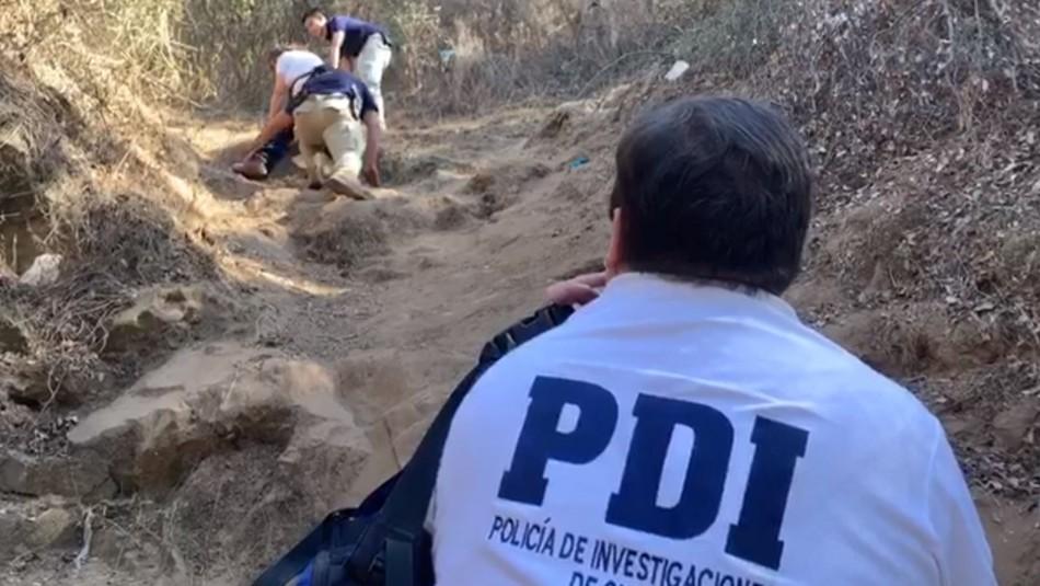 Hallan restos de mujer desaparecida en Maipú: Marido fue detenido por femicidio