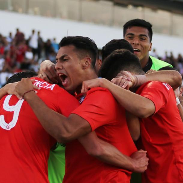 Esta es la nómina de la Selección Chilena Sub 23 para el Preolímpico de Colombia