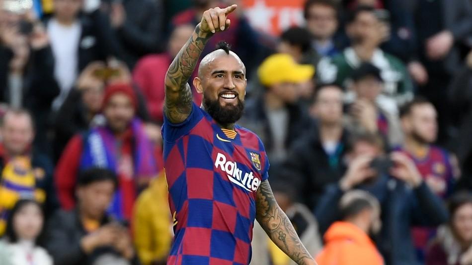 Las situaciones en Barcelona que complican la partida de Vidal al Inter de Milán