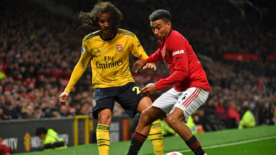 Sigue en vivo el partido entre Arsenal y Manchester United por la Premier League