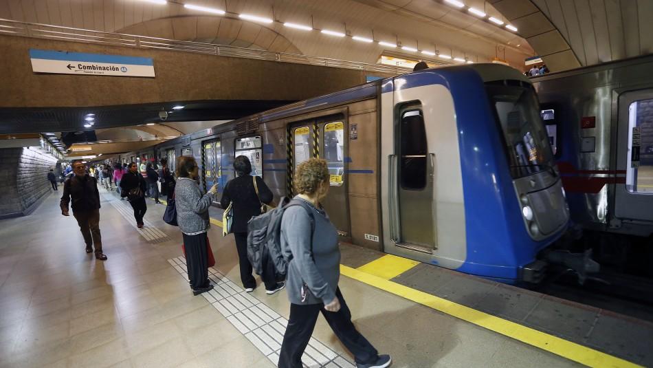Metro de Santiago: Revisa los horarios de apertura y cierre para este jueves 2 de enero
