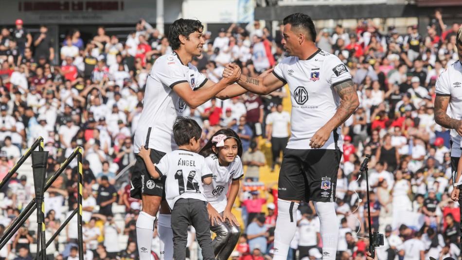 Noche Alba: Colo Colo presentó a sus refuerzos sin sorpresas en el Estadio Monumental