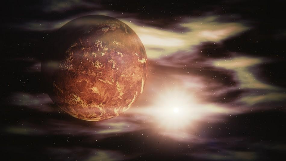 Científicos reconstruyen los volcanes activos de Venus