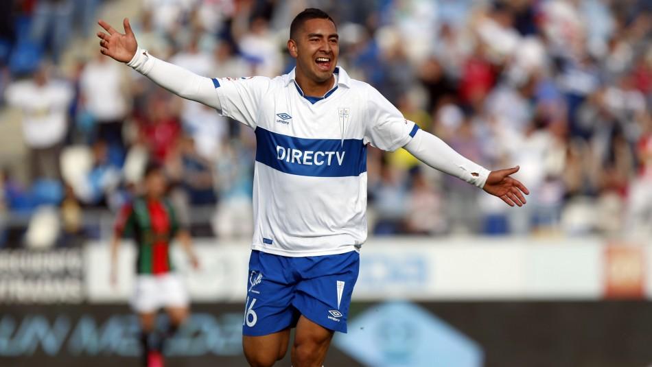 Jeisson Vargas se convierte en nuevo refuerzo de Unión La Calera