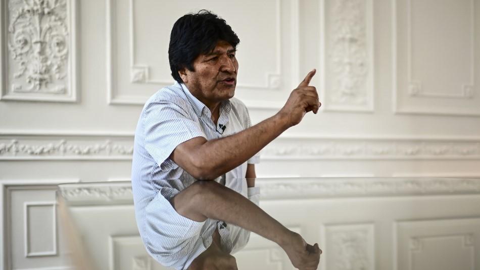 Evo Morales ante eventual regreso a Bolivia: