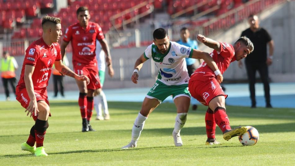 Sigue el partido Ñublense vs. Temuco en la Liguilla de Ascenso de la Primera B