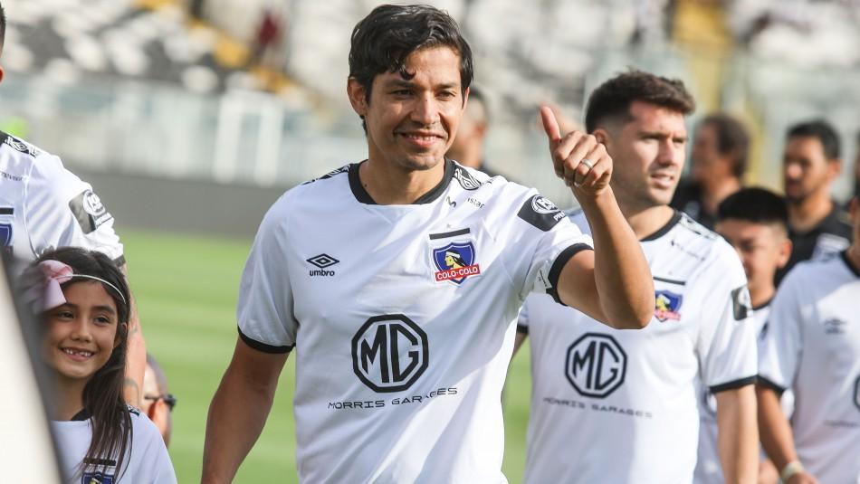 Matías Fernández asoma de titular en Colo Colo.