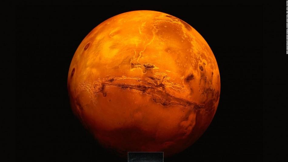 NASA: Ellos serán los primeros humanos en pisar el planeta Marte