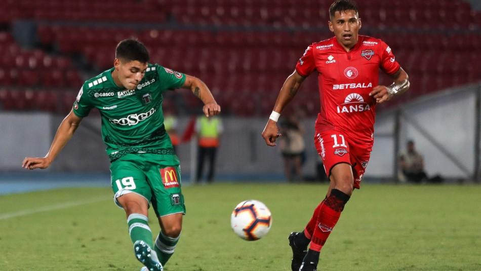 Deportes Temuco y Deportes Copiapó avanzan a la final de la Liguilla de Ascenso