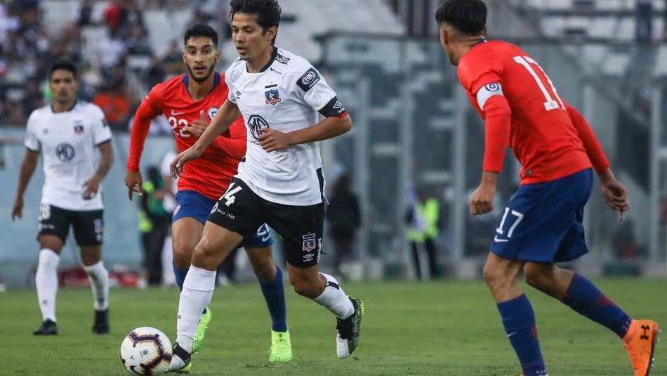 Sin Esteban Paredes y a la espera por Matías Fernández: La formación que baraja Colo Colo ante la UC