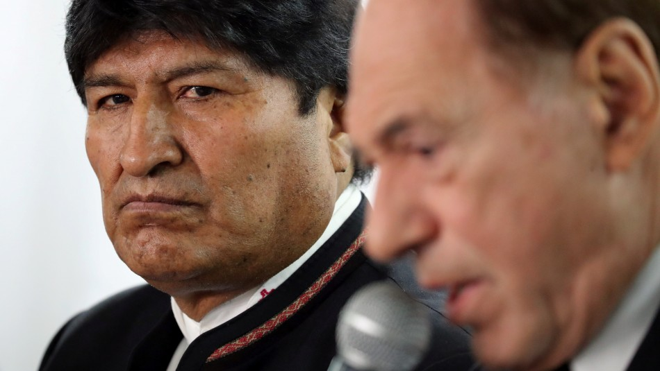 Bolivia pide a Argentina repudiar actos de Evo Morales tras dichos sobre milicias armadas
