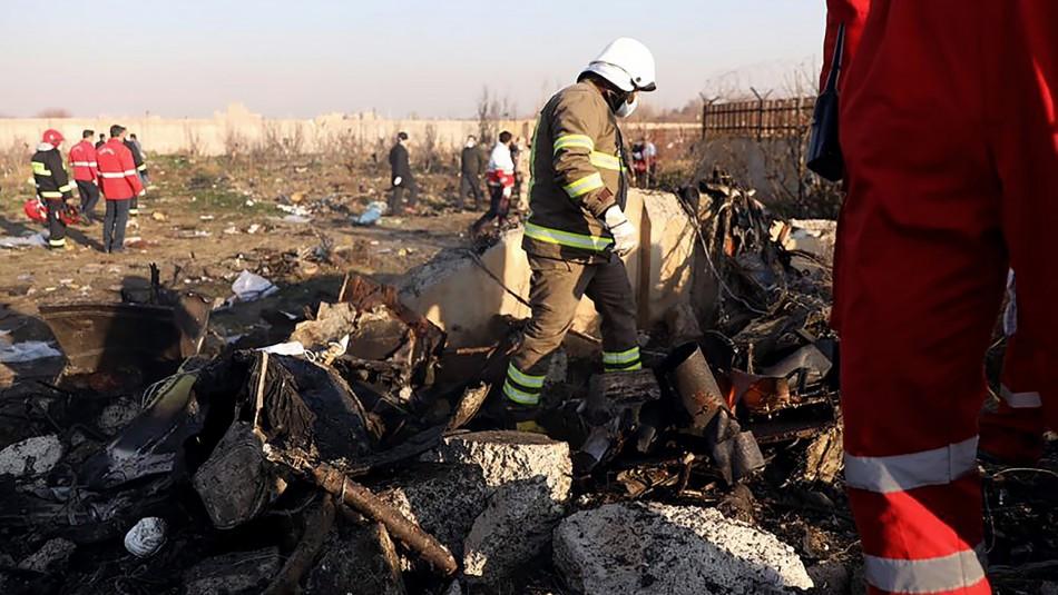 Iraní que obtuvo video de misiles impactando al avión ucraniano se mantiene oculto por temor a represalias