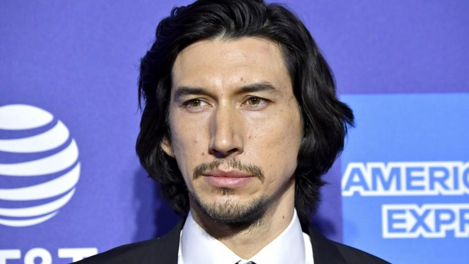¿Quién es Adam Driver, el actor revelación del 2019?