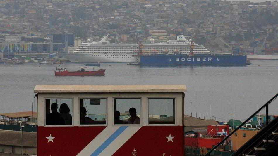 Valparaíso con intervalos de nubes y sol: Revisa el pronóstico del tiempo